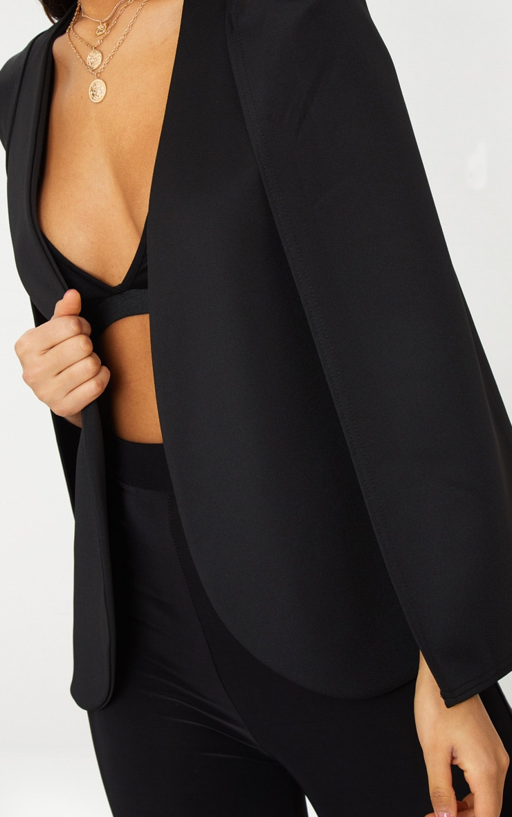 Black Cape Blazer 4