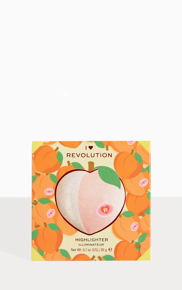 I Heart Revolution Tasty 3D Highlighter Peach 3