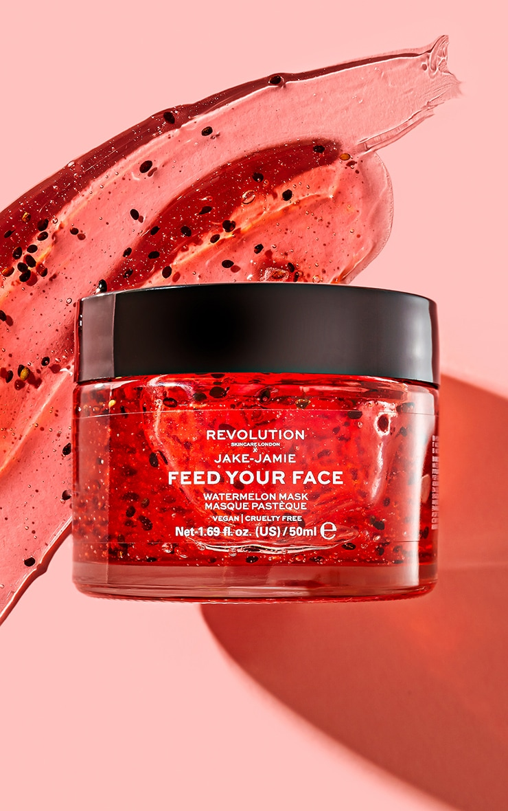 Revolution Skincare x Jake-Jamie Watermelon Hydrating Face Mask 1