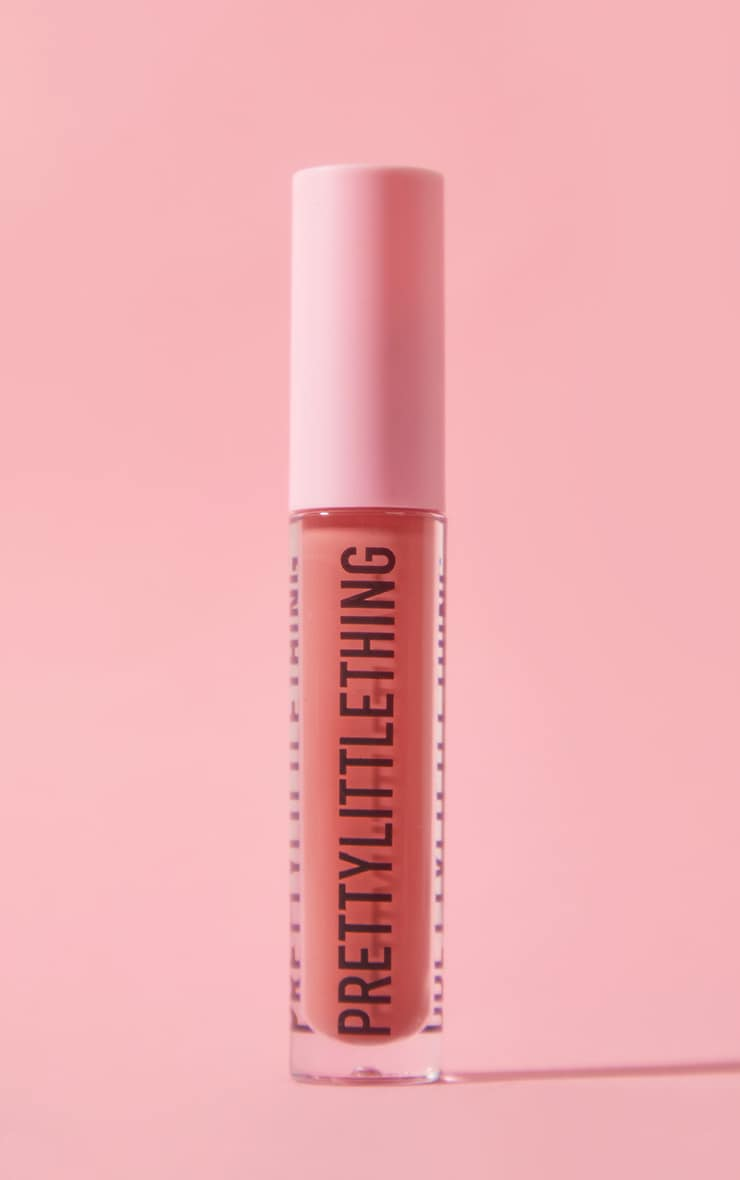 PRETTYLITTLETHING Lip Gloss Bare Attraction 1