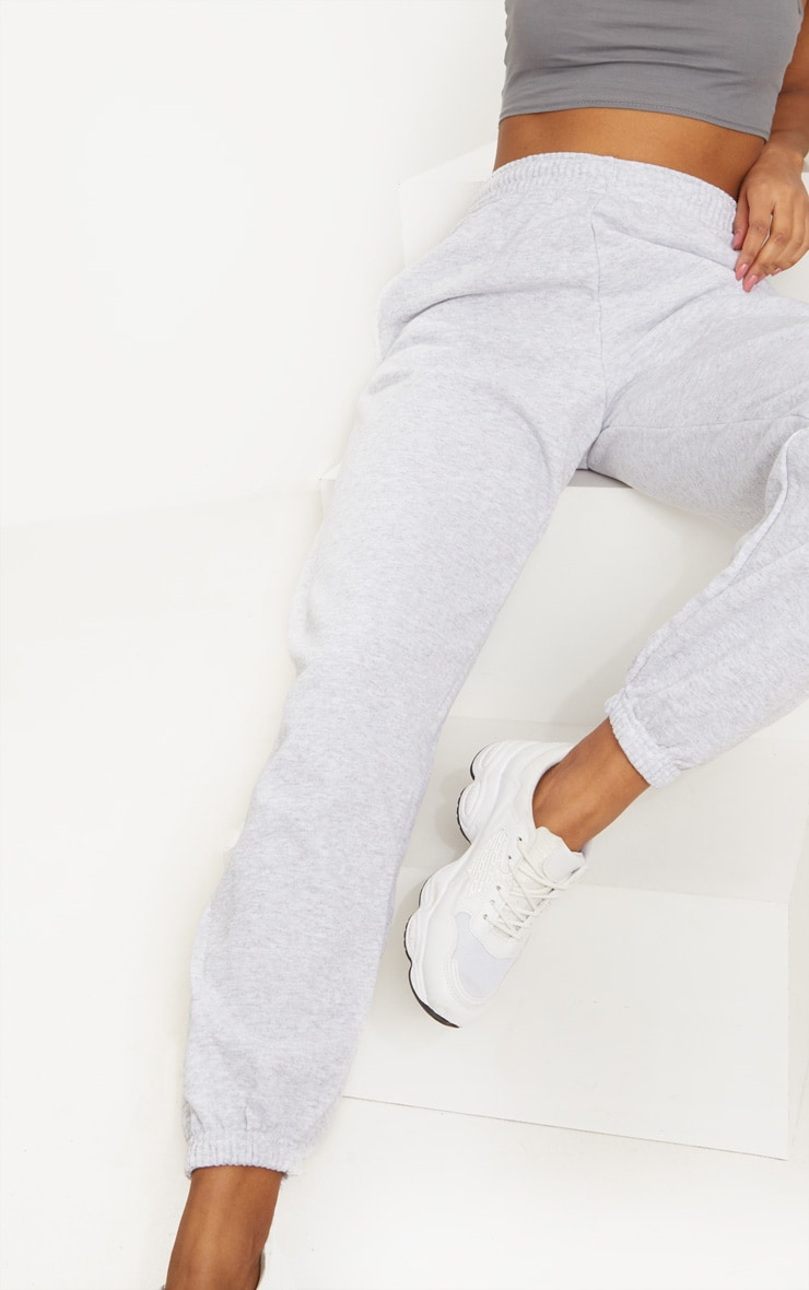 Ash Grey Casual Jogger 6
