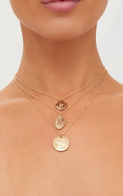 Gold Pineapple Pendant Necklace Pretty Little Thing Discount New Arrival Deals Cheap Online Free Shipping Great Deals Order Sale Online Cx1vGD