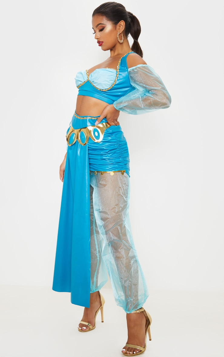Premium Arabian Princess Costume 4