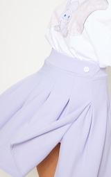 Lilac Pleated Tennis Skirt 6