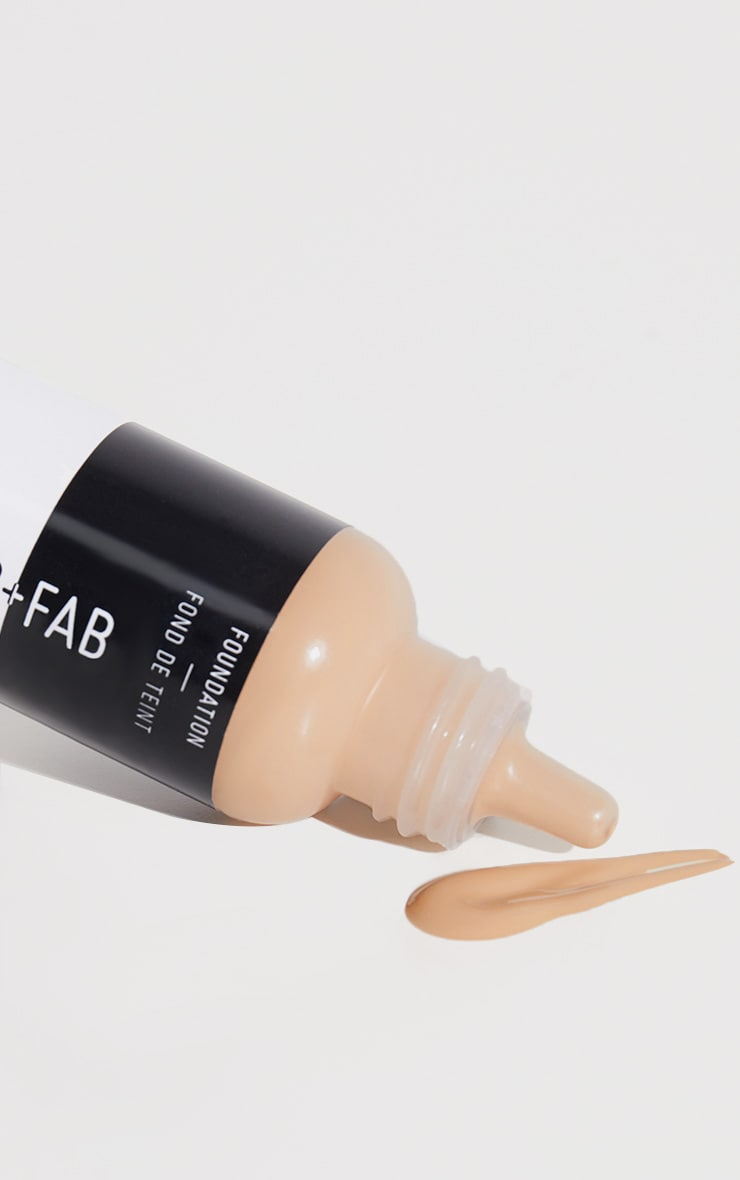 Fond de teint Nip & Fab 30 ml - Teinte n°05  3