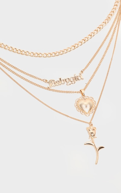 fe520315166 Necklaces | Women's Necklaces | Gold & Silver | PrettyLittleThing
