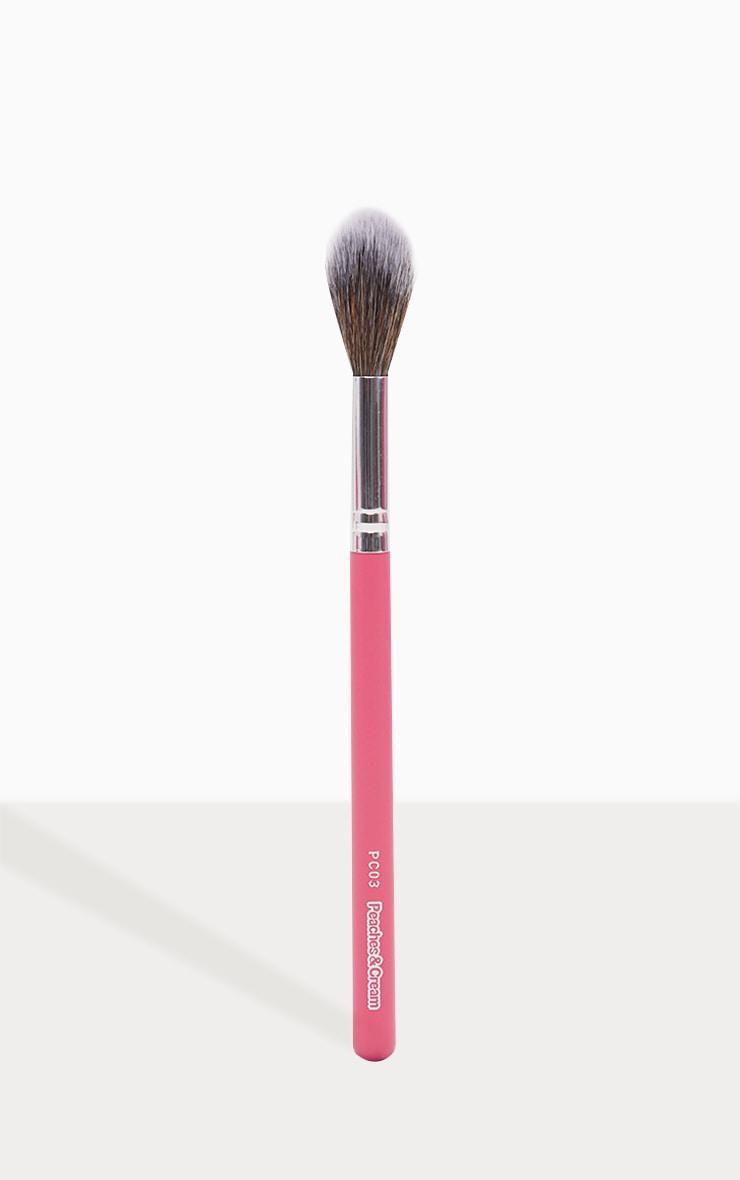Peaches & Cream PC03 Sculpt Brush 1
