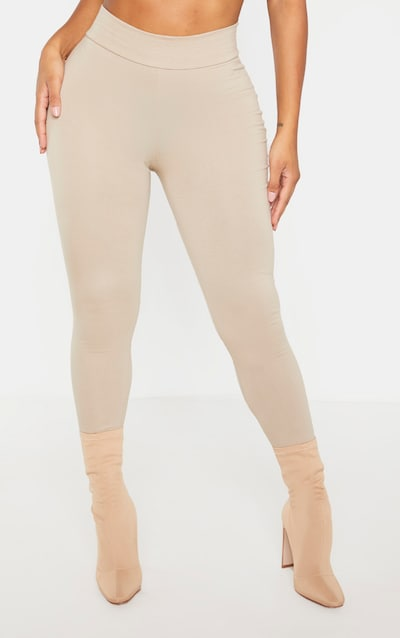 Shape Stone Cotton High Waist Legging