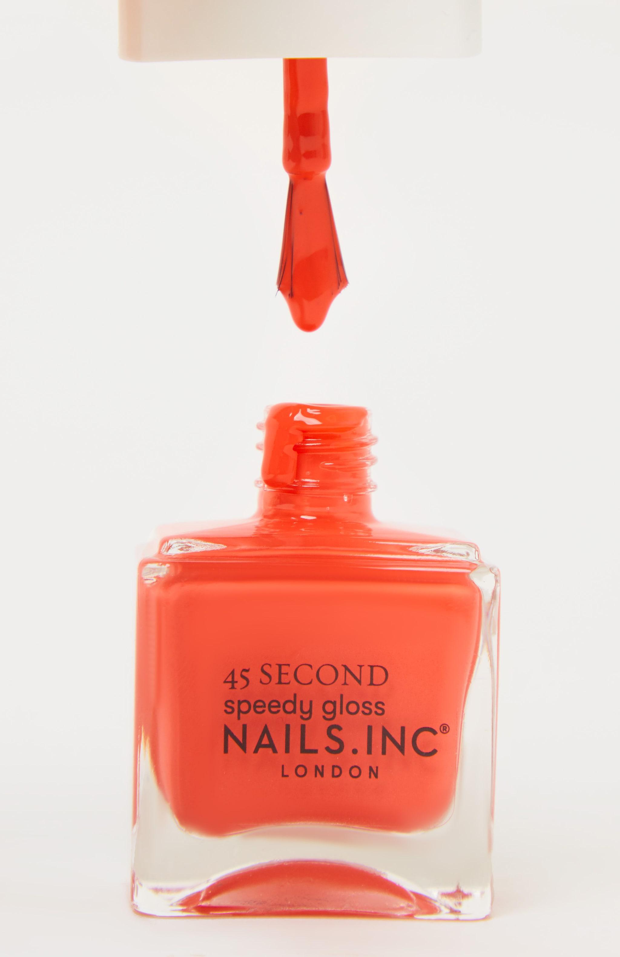 Nails Inc 45 Second Speedy Gloss Browsing On Bond Street 2