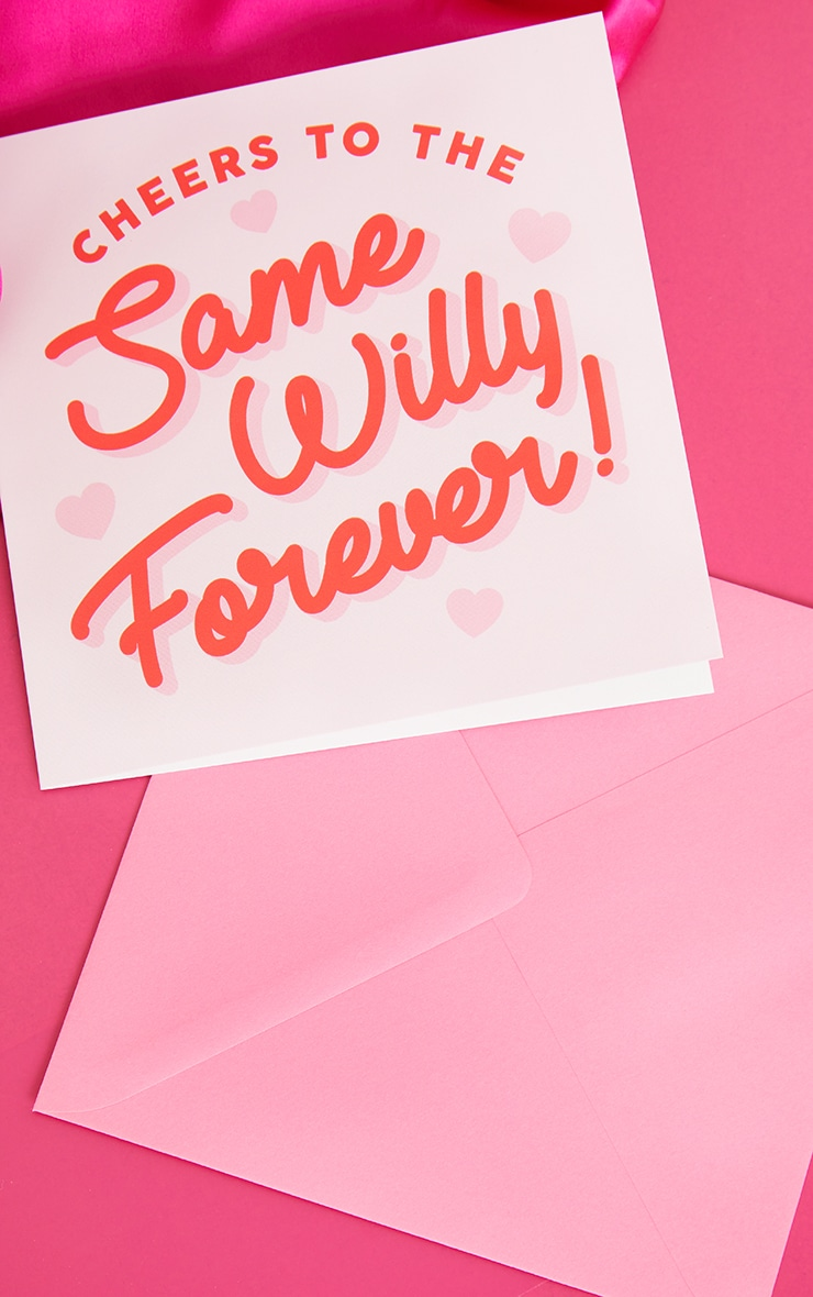 Central23 Same Willy Forever Card 3