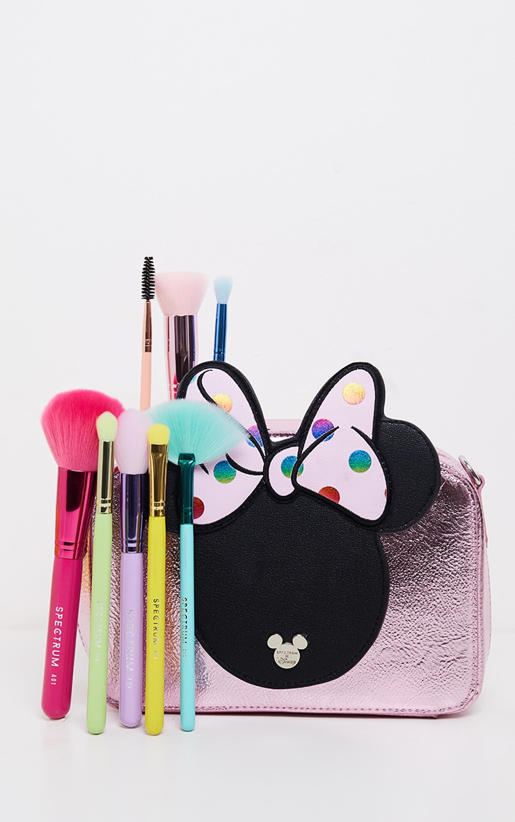 Spectrum X Disney Minnie Camera Bag With Brushes 3