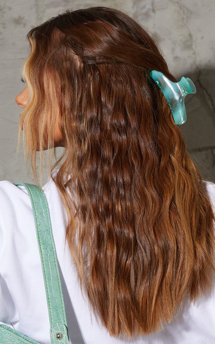 Sage Green Hair Clip 2