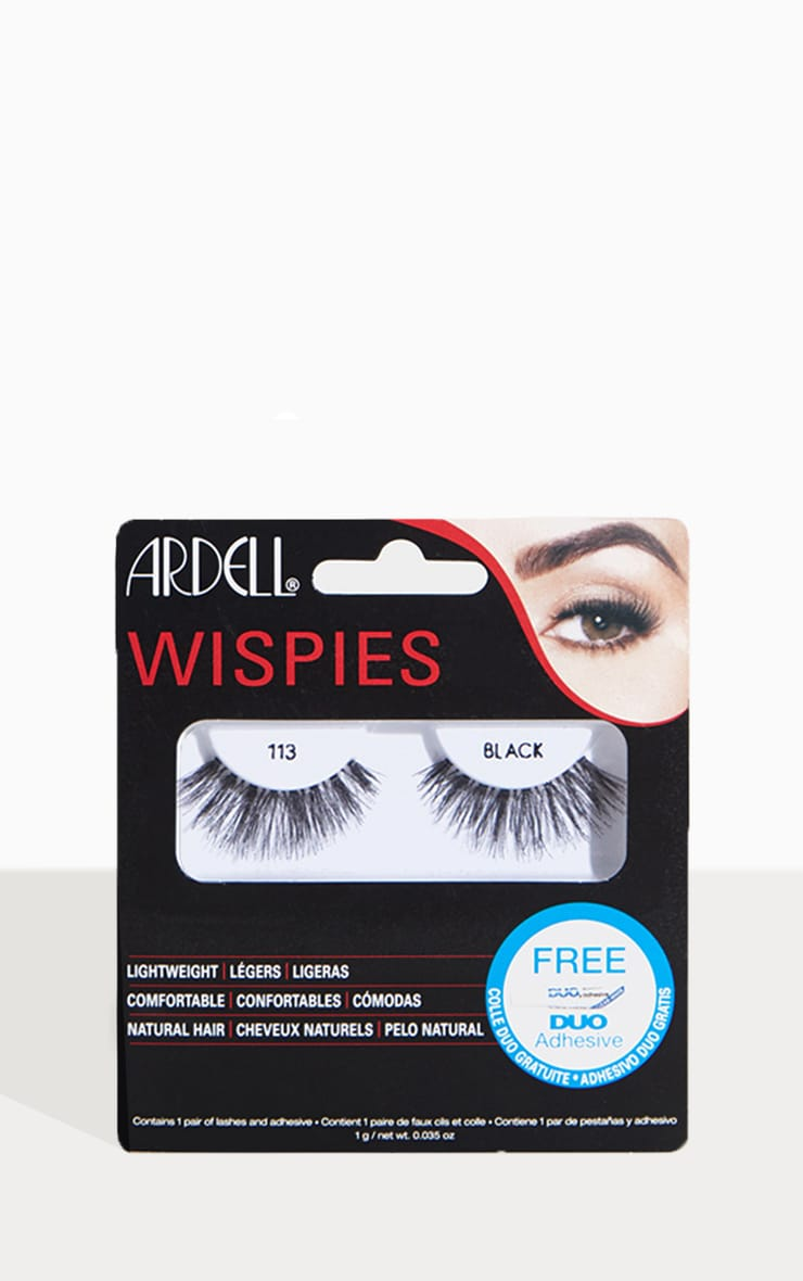 Ardell Wispies 113 False Eyelashes 1