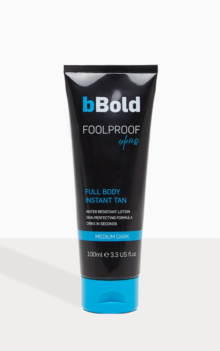 bBold Fool Proof Express Lotion 100ml 2