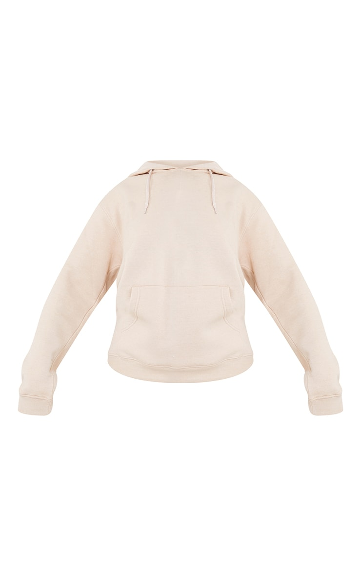 Tall Sand Ultimate Oversized Hoodie 5
