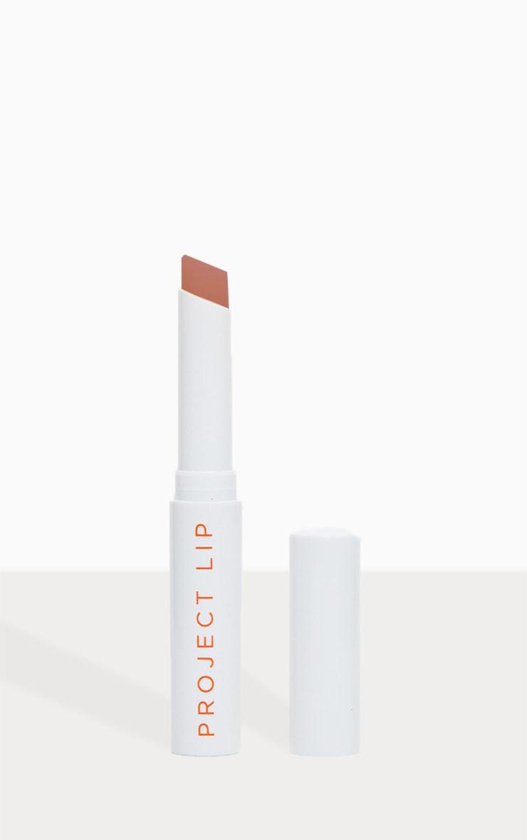 Project Lip - Repulpant à lèvres mat - Bare 1