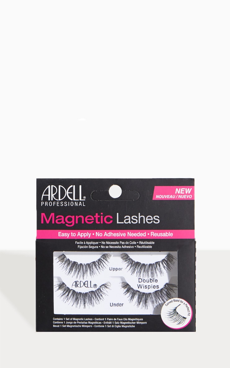 Ardell Magnetic Lashes Double Wispies Prettylittlething Aus