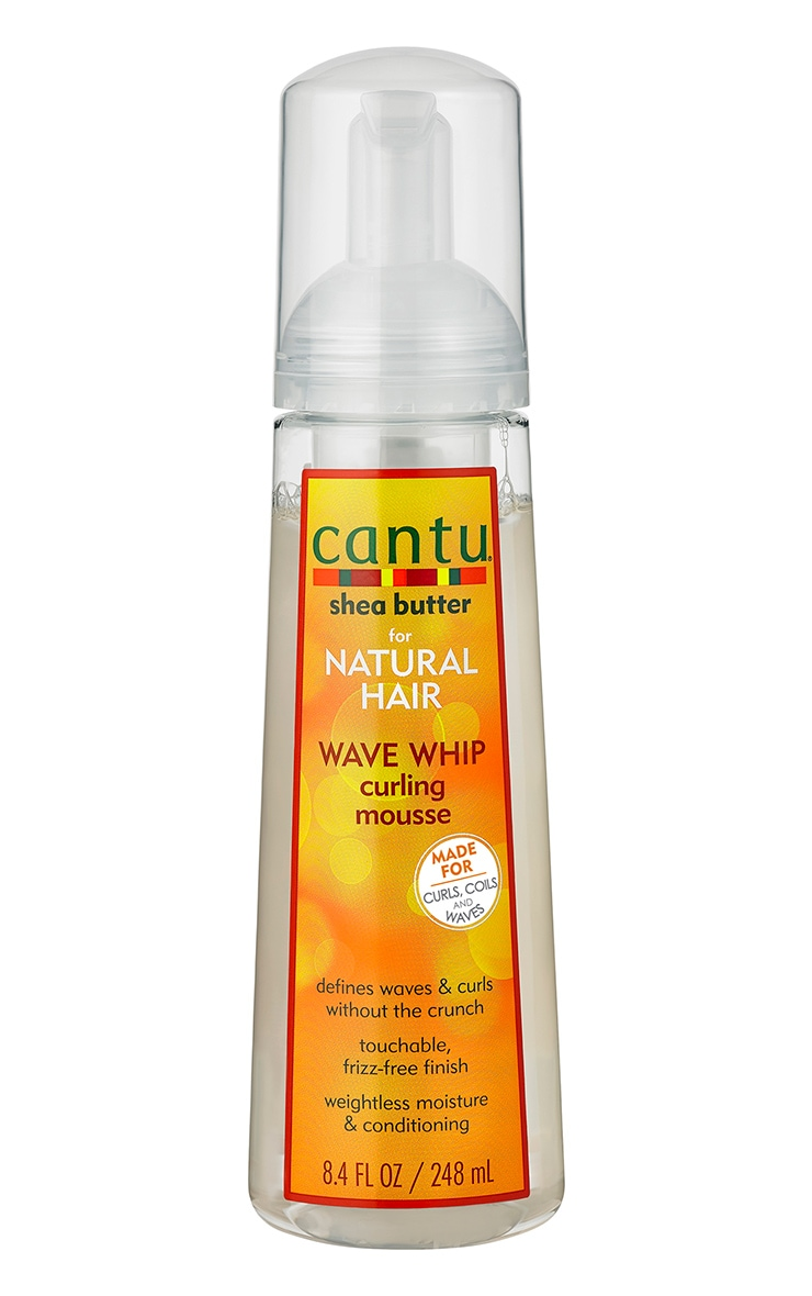 Cantu Shea Butter For Natural Hair Wave Whip Curling Mousse 248ml 3