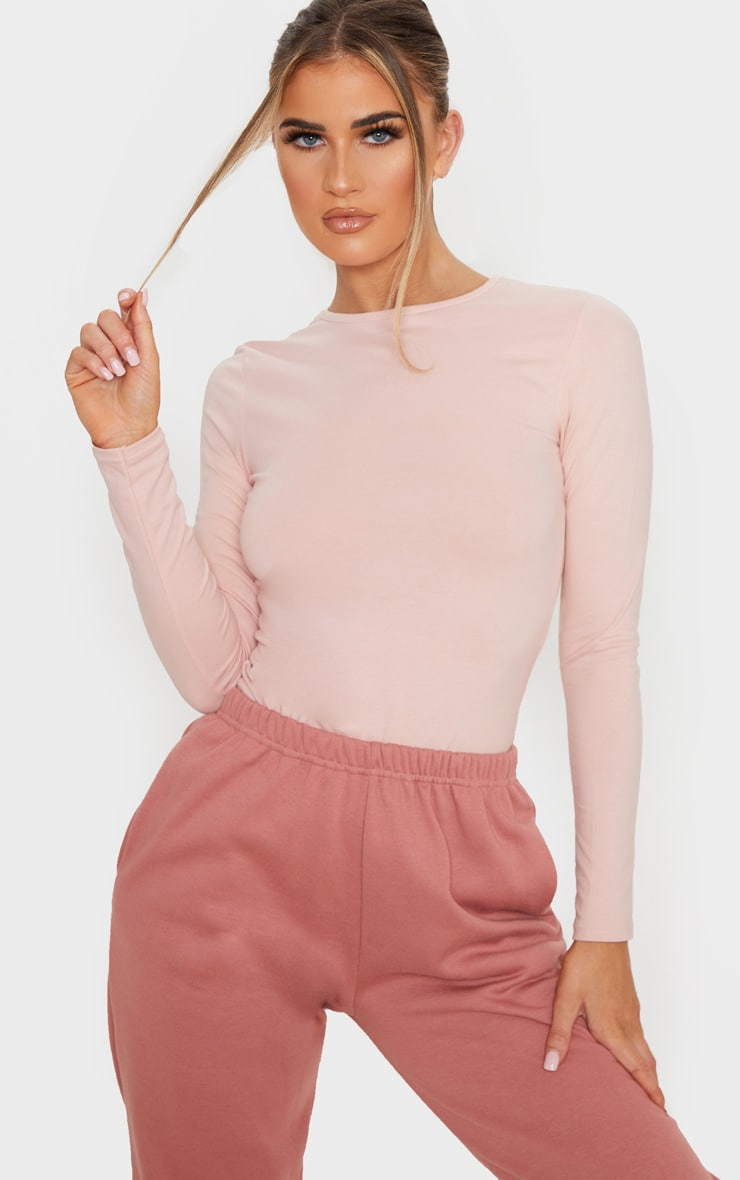 Blush Long Sleeve Tshirt 1