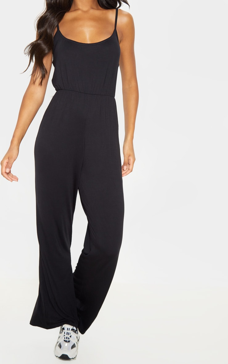 Black Slouchy Jumpsuit 5