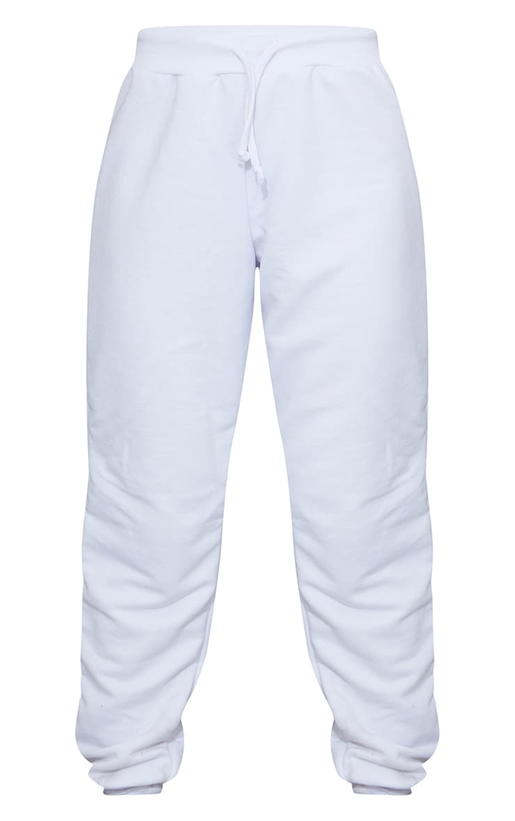 White Ultimate Track Pants 5