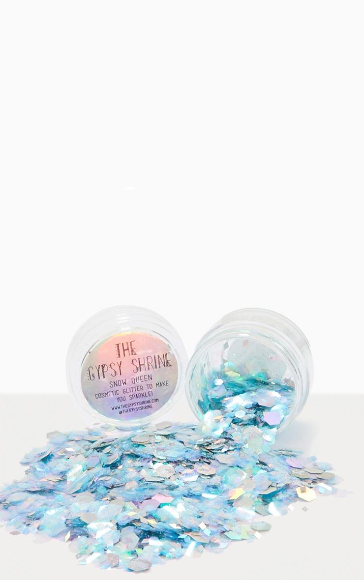 The Gypsy Shrine Snow Queen Glitter Pot