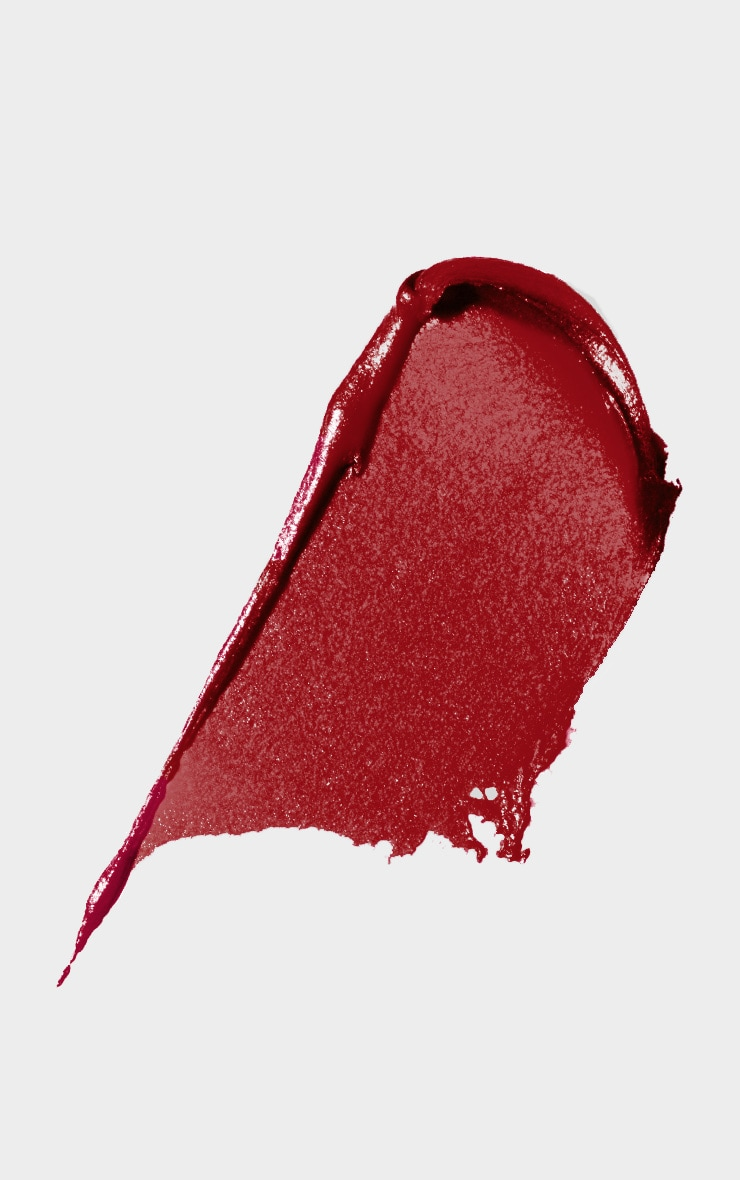 wet n wild MegaLast Lip Color Stoplight Red 3
