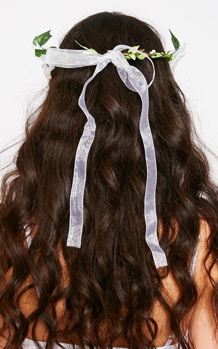 Jody White Daisy Hair Garland 3