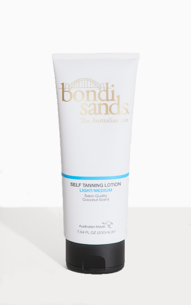 Bondi Sands Light/Medium Self Tanning Lotion 1