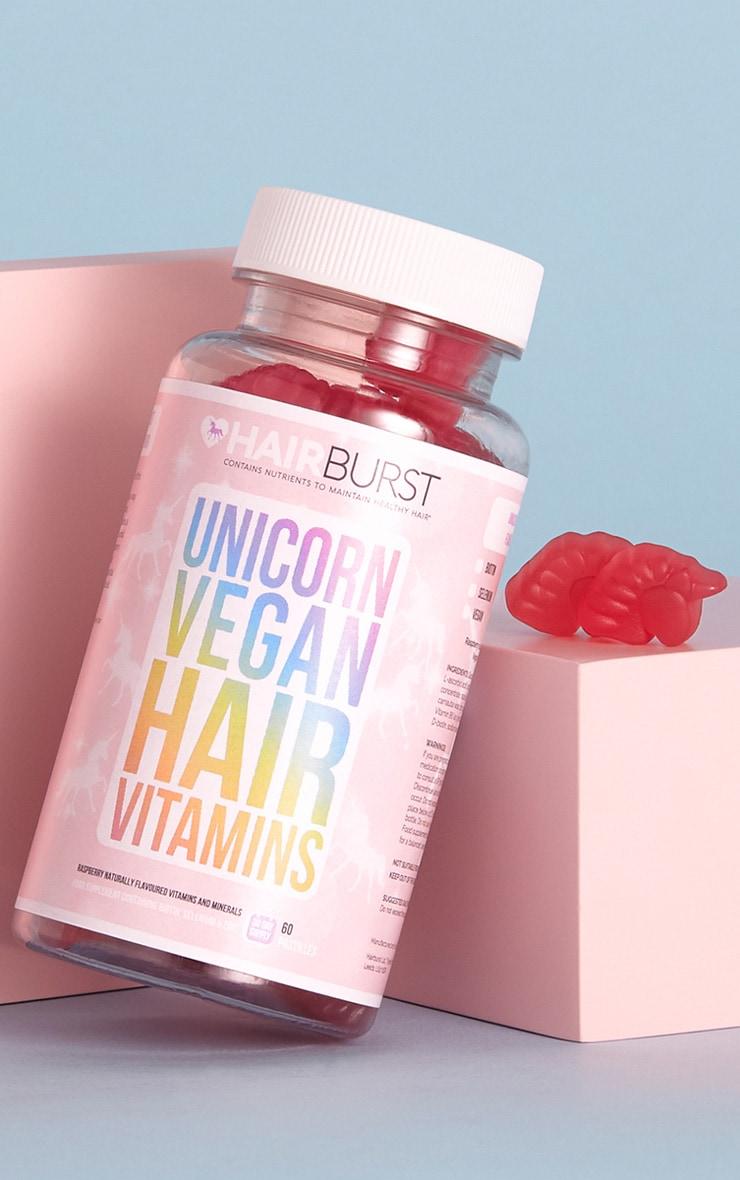 Hairburst Unicorn Vegan Hair Vitamins 1
