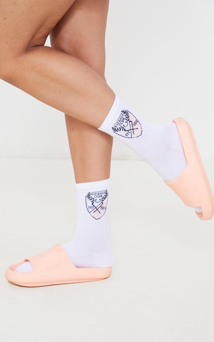 PRETTYLITTLETHING Golf Club Ankle Socks 2