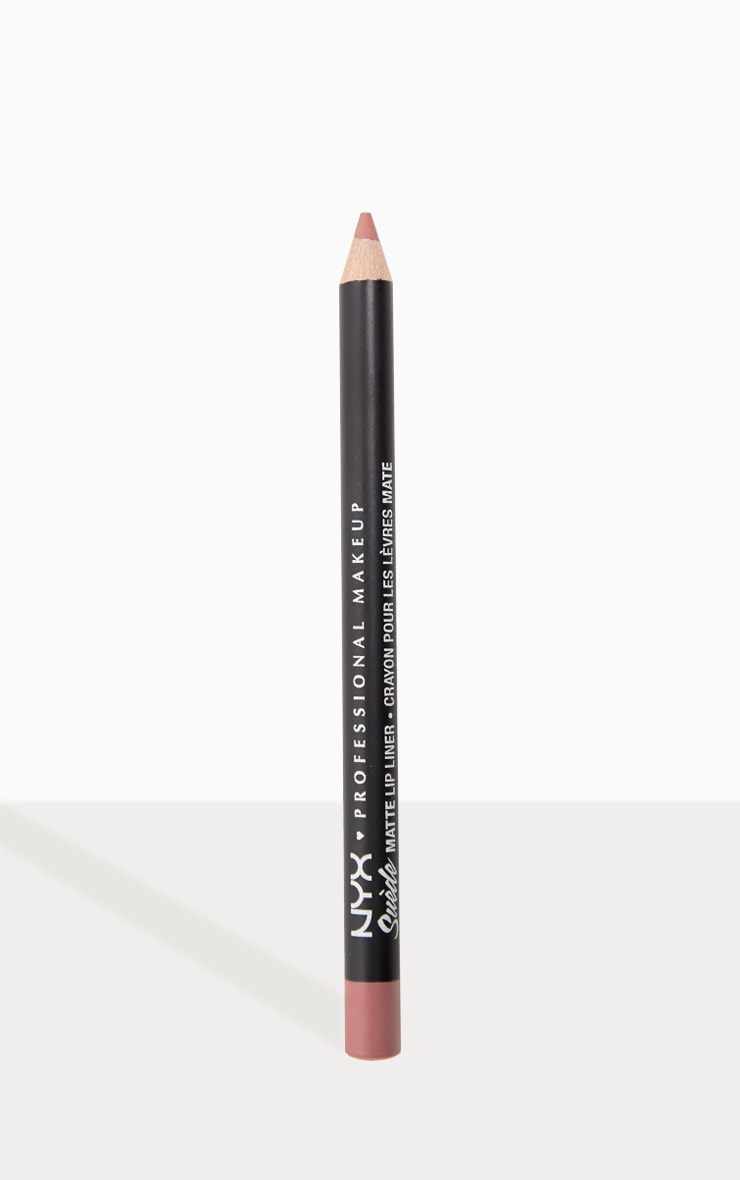 Nyx Professional Suede Matte Lip Liner Toulouse Prettylittlething Aus
