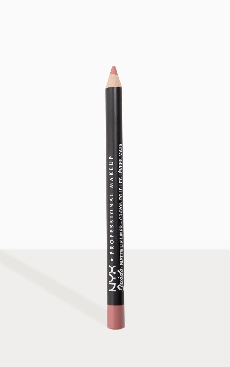 NYX PMU  – Crayon lèvres Mate - Toulouse 1