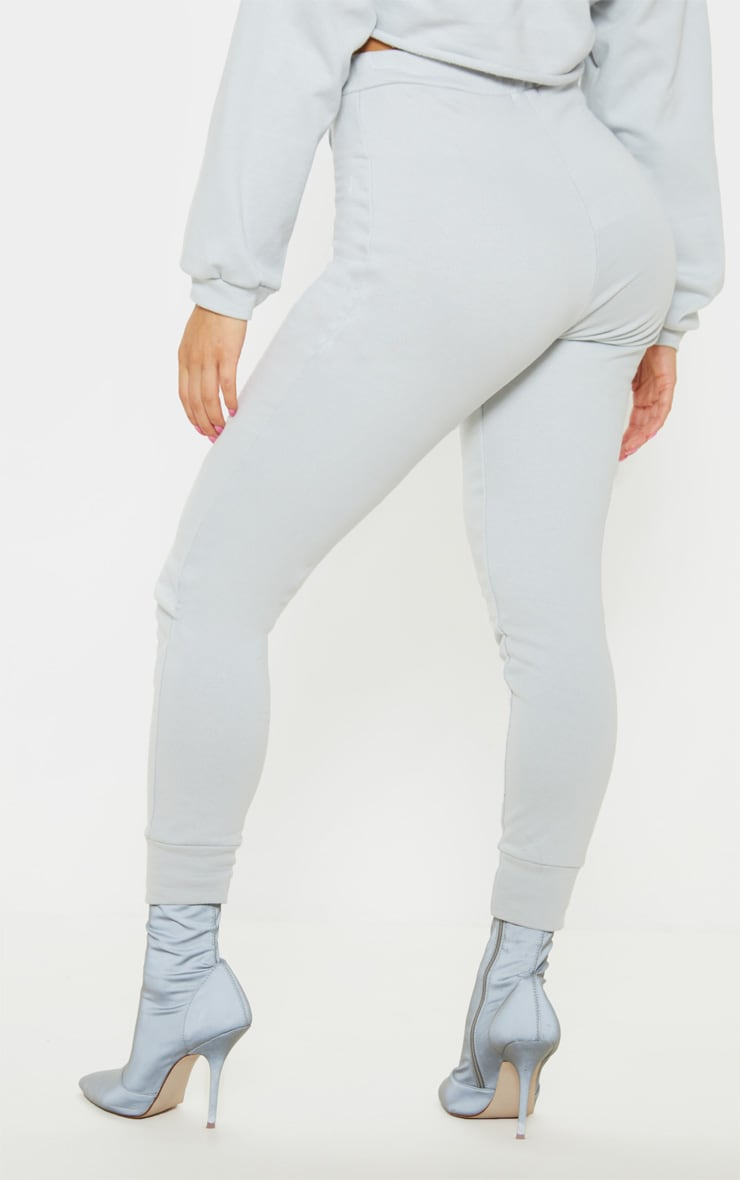 Petite Grey Sweat Joggers 4