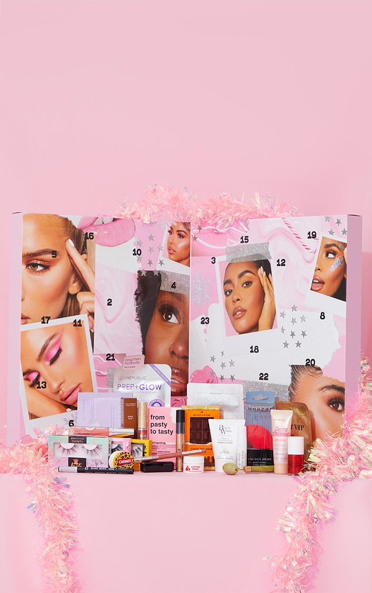 PRETTYLITTLETHING Beauty Advent Calendar 2020 (Worth £160) 1