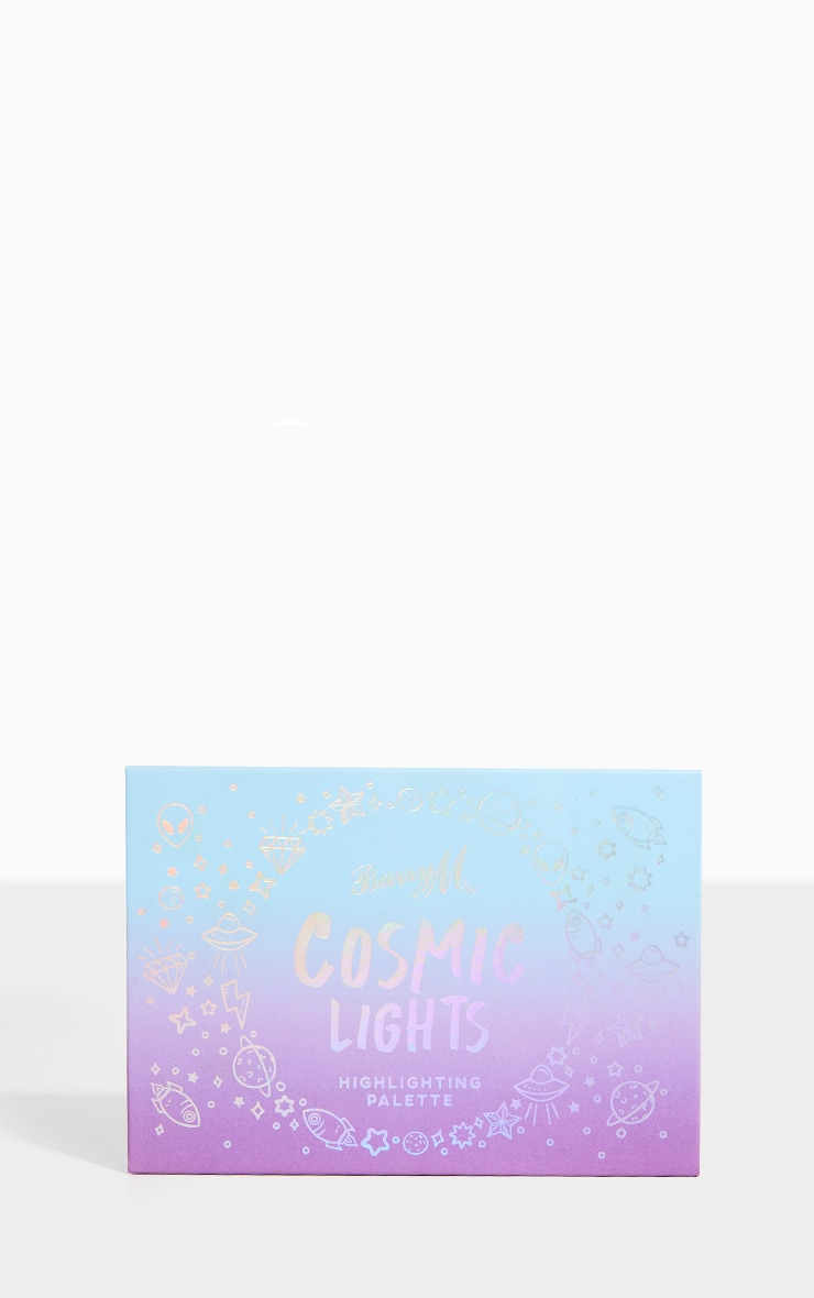 BarryM Cosmic Lights Highlighter Palette 1