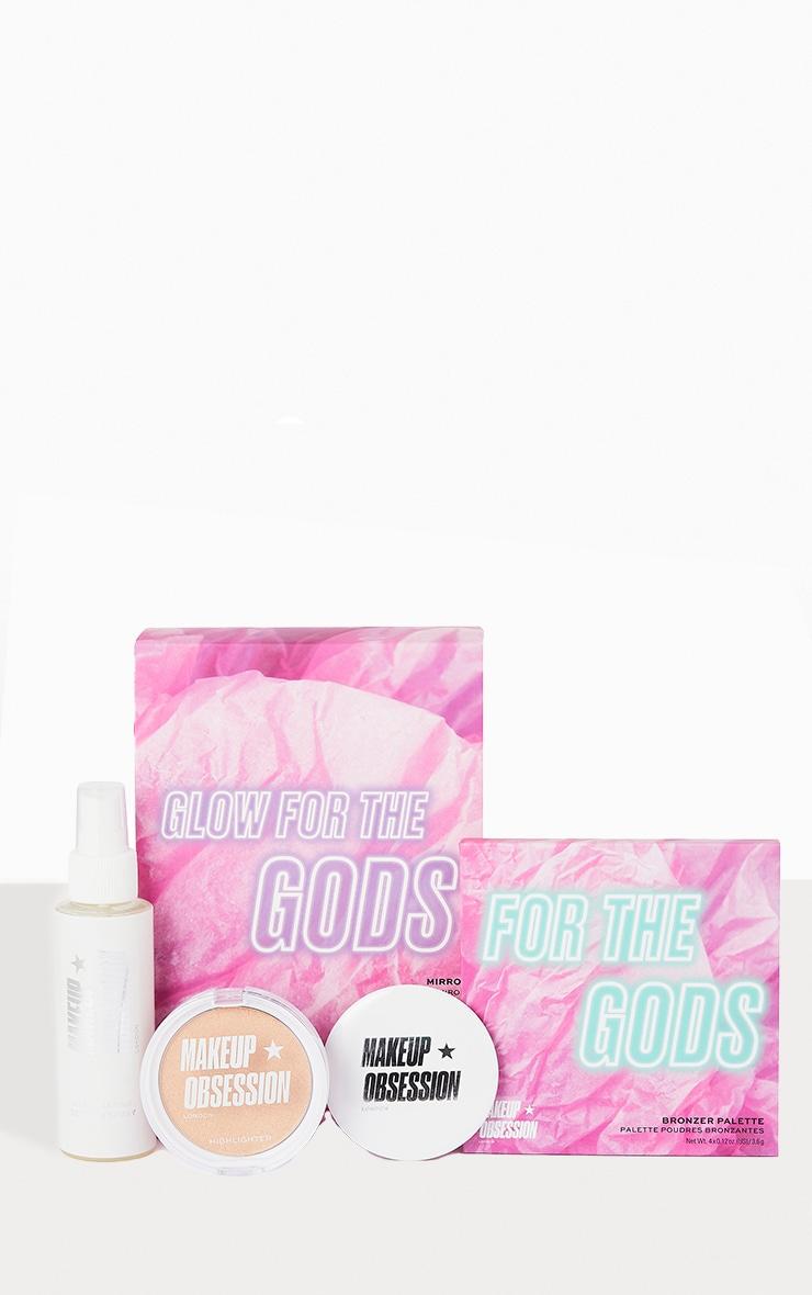 Makeup Obsession for The Gods Highlighter Gift Set 2