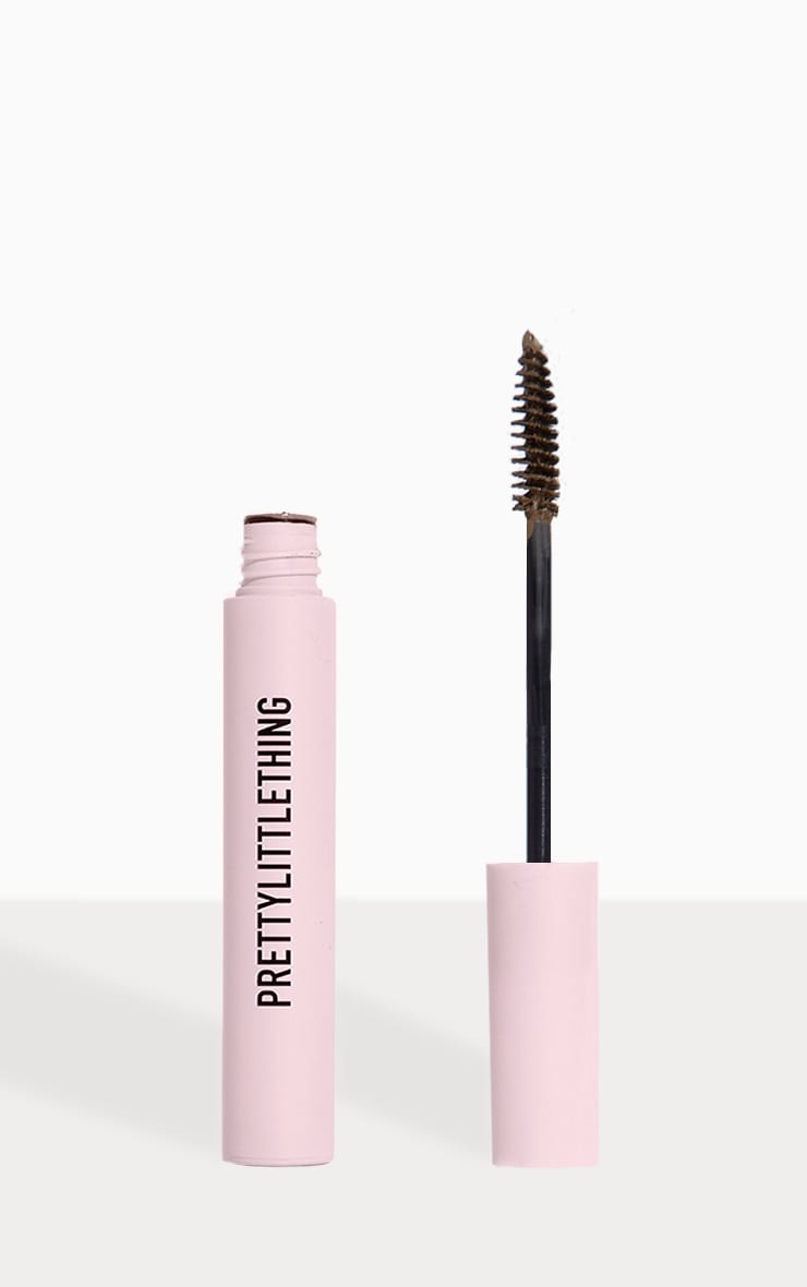 PRETTYLITTLETHING Dark Brow Gel 1