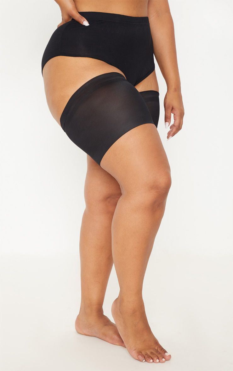 Plus Black Chafing Bands 1