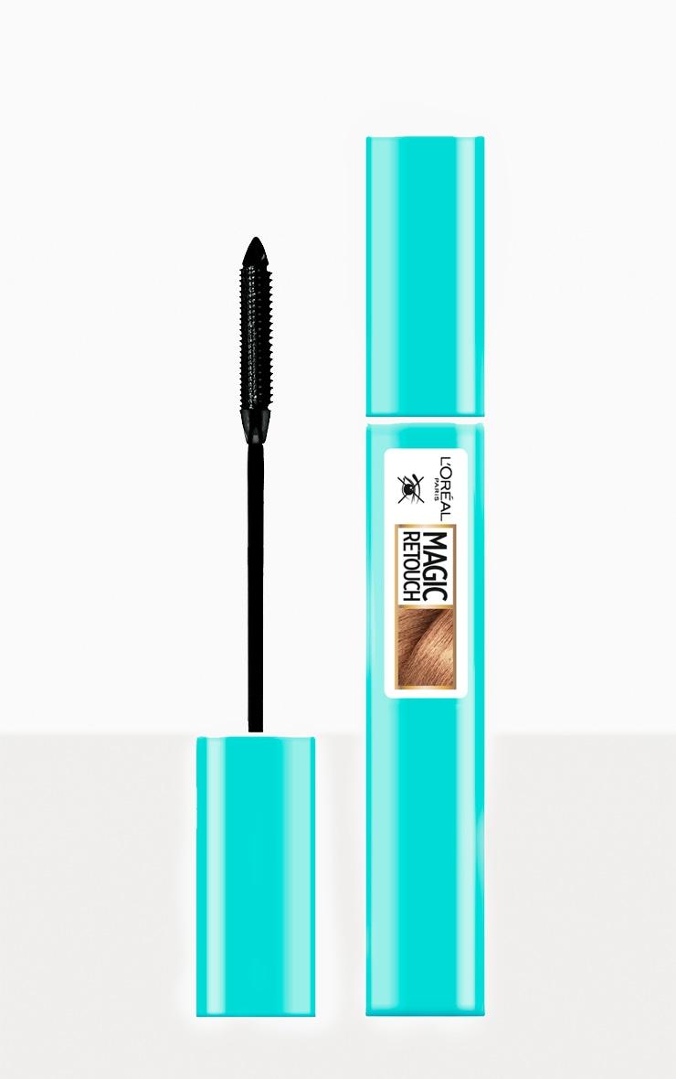 L'Oreal Paris Hair Dye Magic Retouch Instant Precision Brush Dark Blonde 8ml 2