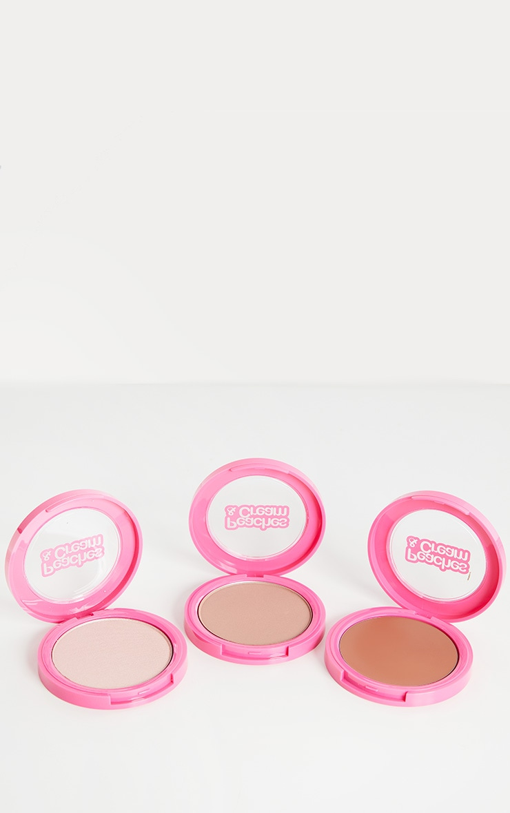 Peaches & Cream Powder Contour Kit 3