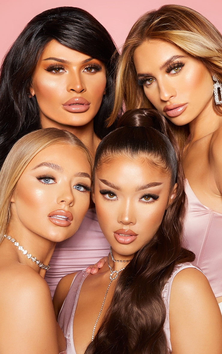 PRETTYLITTLETHING X Tatti Lashes Girls Night 6