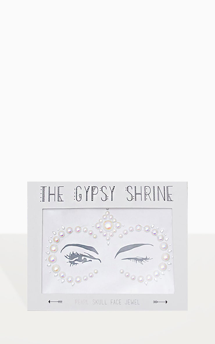 The Gypsy Shrine Pearl Skull
