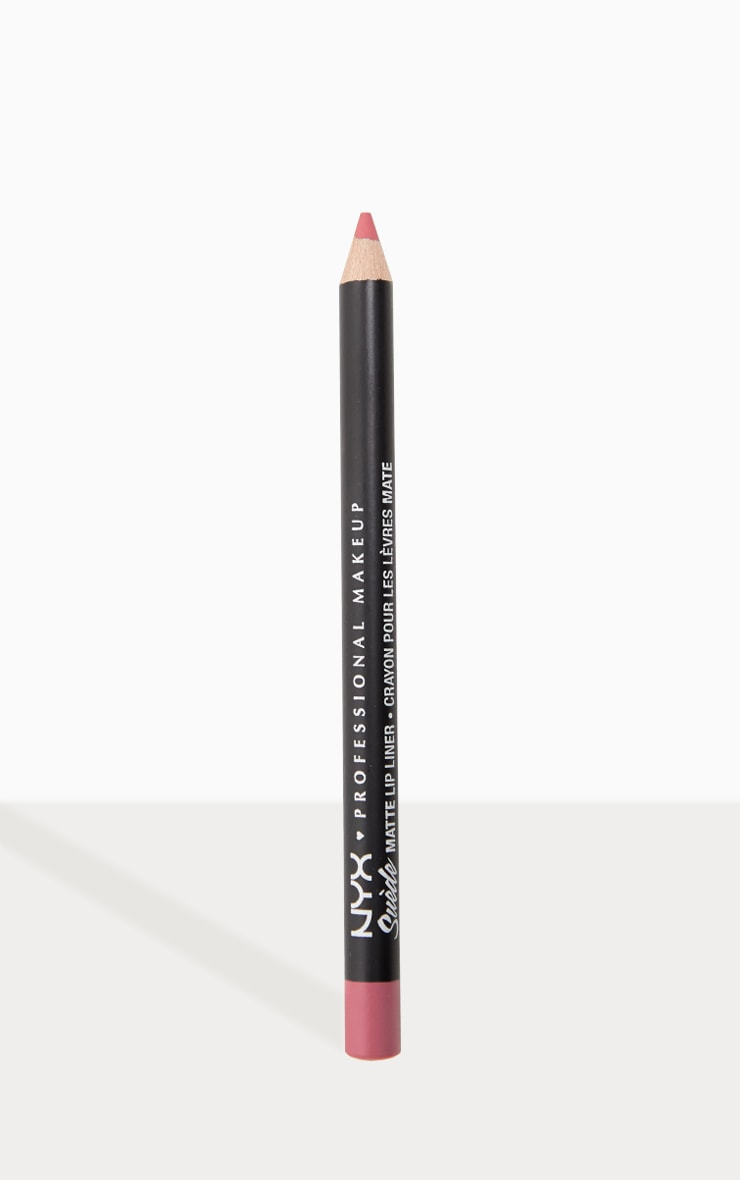 NYX PMU Suede Matte Lip Liner Tea And Cookies 1