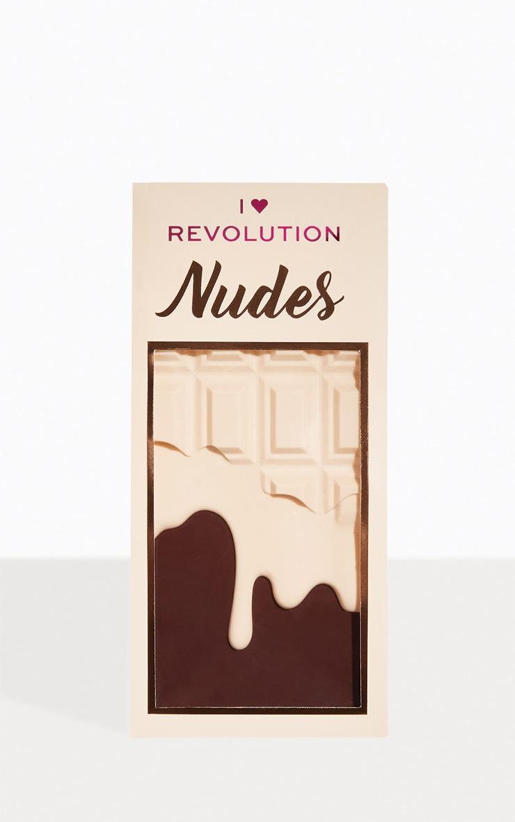 I Heart Revolution I Heart Nudes Eyeshadow Palette 2