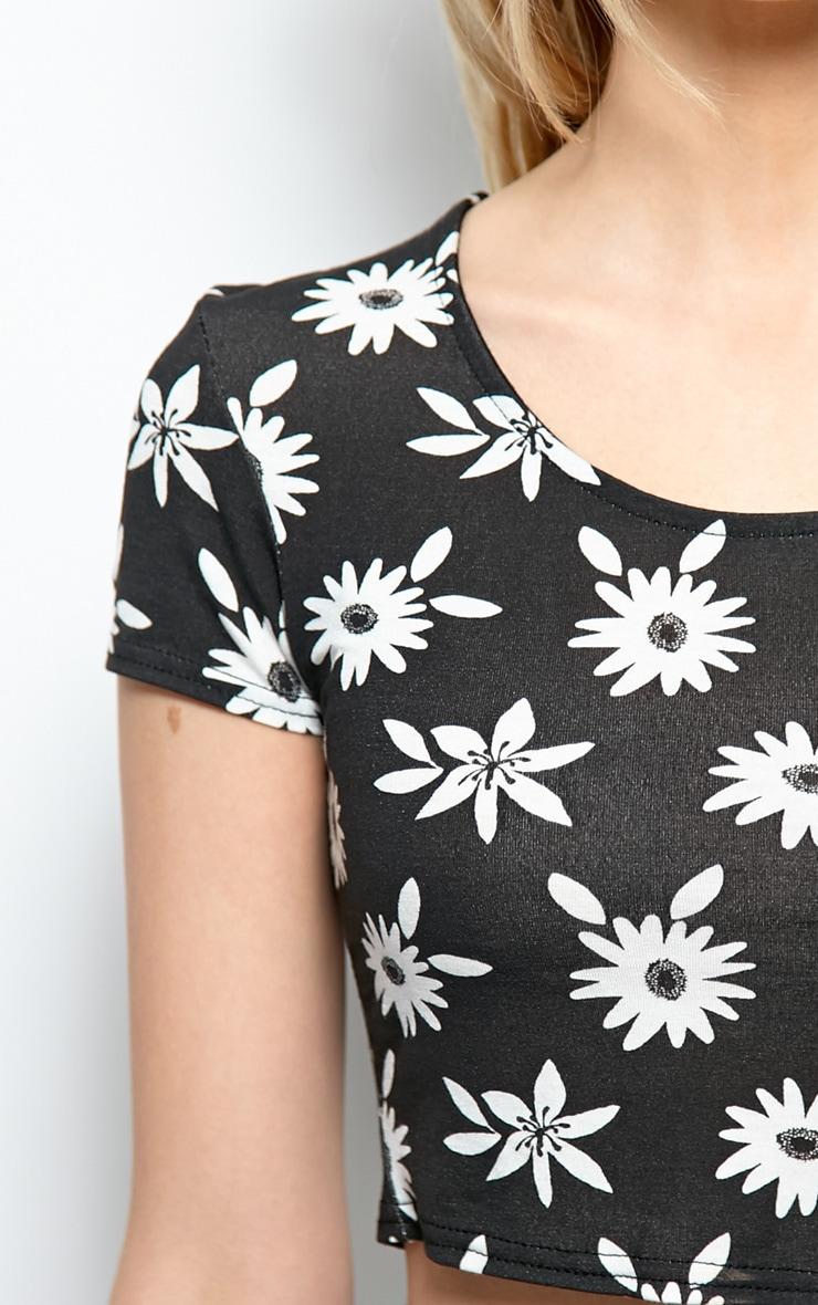 Camilla Daisy Print Crop Top 5
