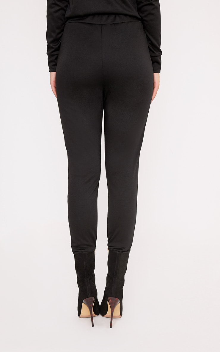 Anabell Black Joggers 4