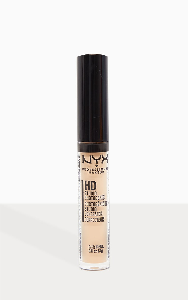 NYX PMU HD Photogenic Concealer Wand Beige 1
