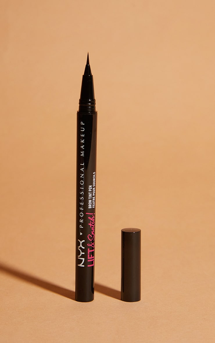 NYX PMU Lift And Snatch Brow Tint Pen Blonde 1
