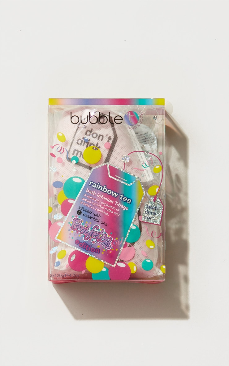 Bubble T Bath Tea Bags Rainbow 2